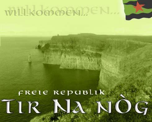 Nach Tir Na nÒg einreisen!